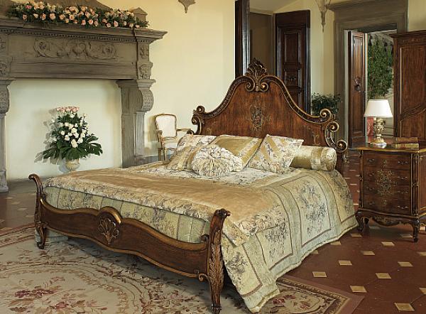 Кровать STILE LEGNO 9088.180