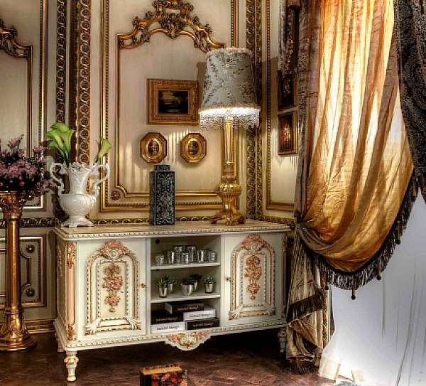 Комод ASNAGHI INTERIORS IT4006 New classic collection