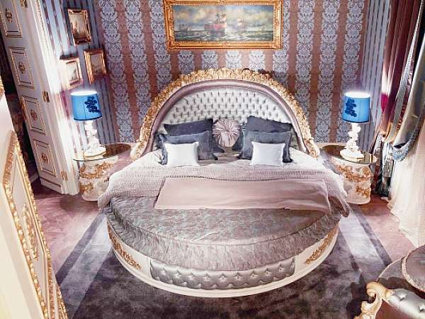 Кровать ASNAGHI INTERIORS L21001 La boutique