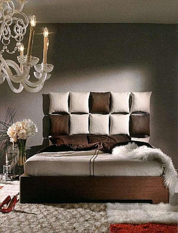 Кровать OLIVIERI Pixel LE470 - N + CS370_2