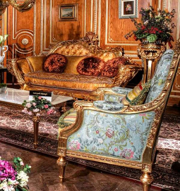Кресло ASNAGHI INTERIORS IT3701 New classic collection