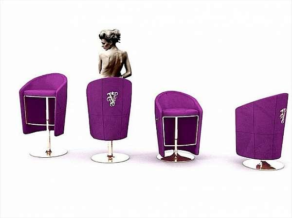 Барный стул VISIONNAIRE (IPE CAVALLI) GASPARD Visionnaire