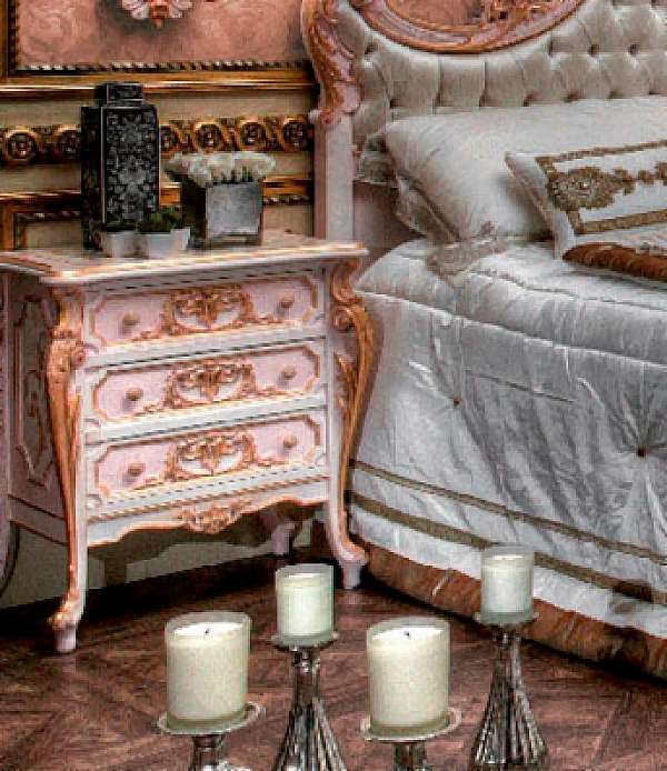 Тумбочка ASNAGHI INTERIORS IT1403 New classic collection