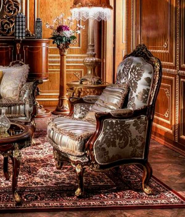 Кресло ASNAGHI INTERIORS IT2001 New classic collection