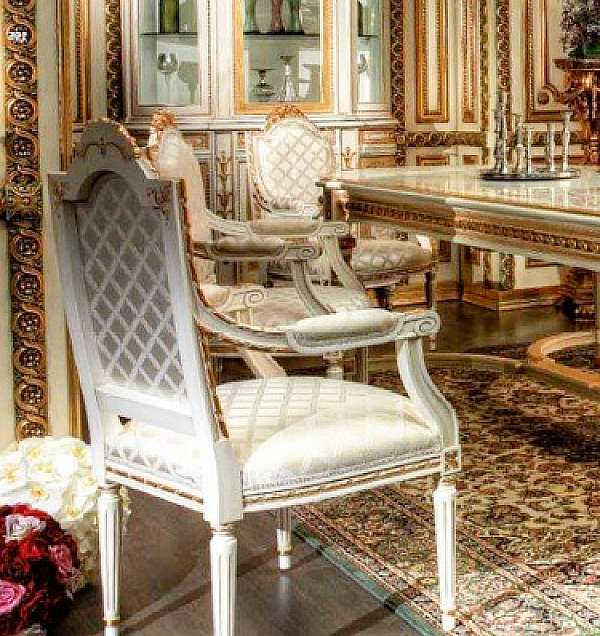 Стул ASNAGHI INTERIORS IT3603