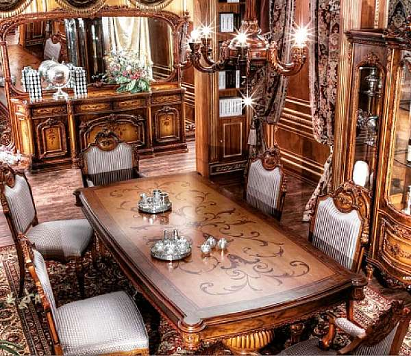 Стол ASNAGHI INTERIORS IT170 New classic collection