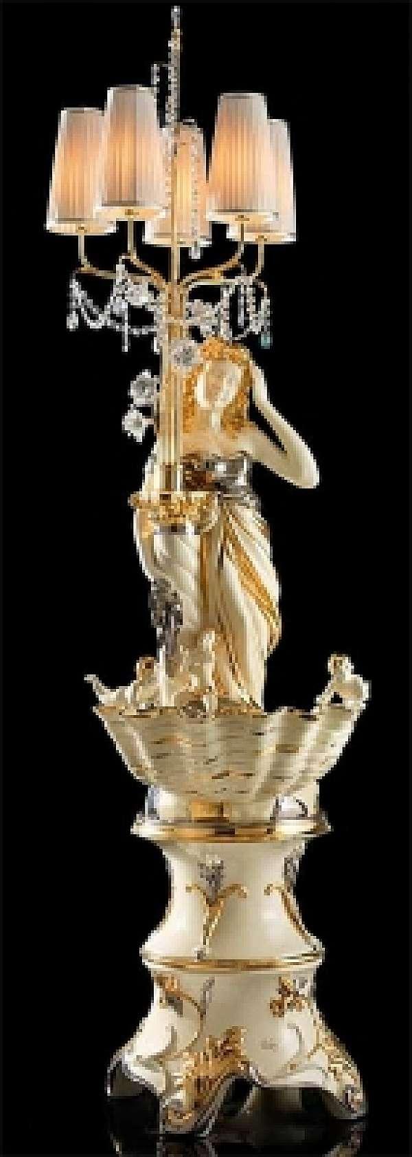 Напольная лампа LORENZON (F.LLI LORENZON) L.422/AVOPLF/5PA ARTE E CERAMICA