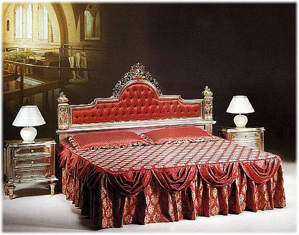 Кровать CITTERIO 1431 Camere da letto_0