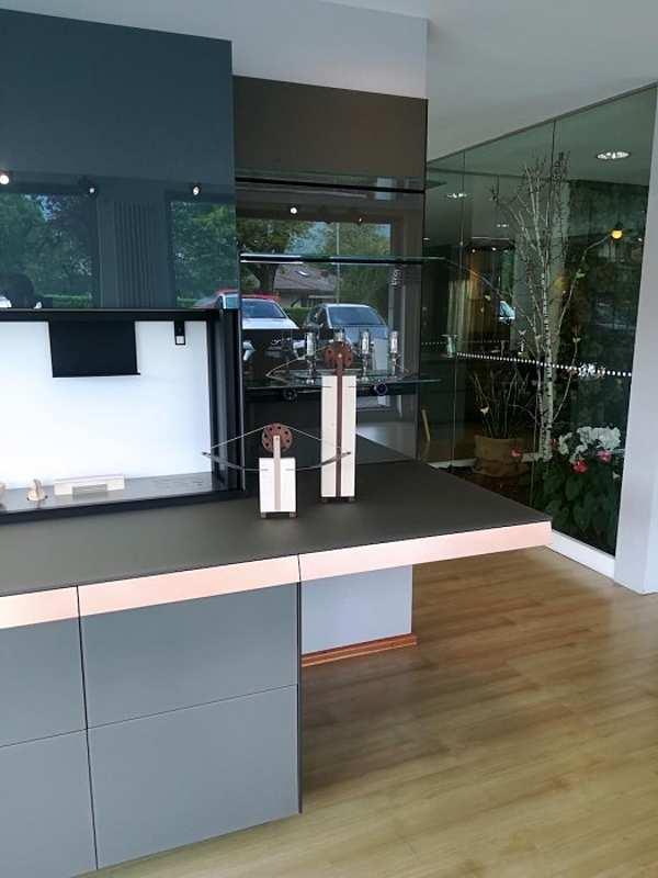 Кухня VALCUCINE Air Logica System