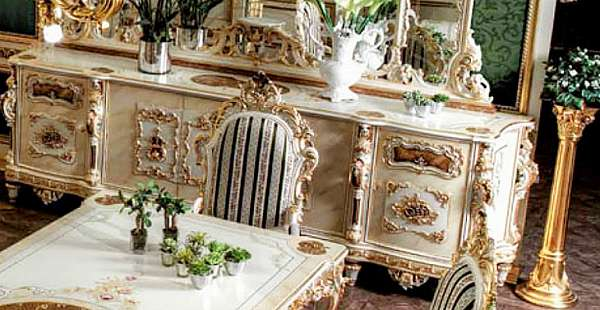 Комод ASNAGHI INTERIORS IT1905 New classic collection