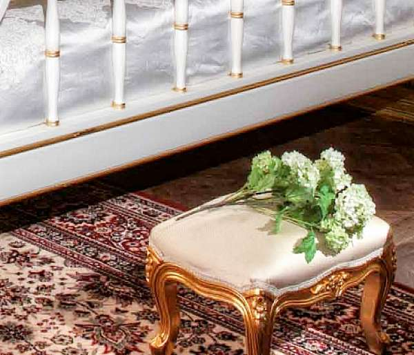 Пуф ASNAGHI INTERIORS IT3007 New classic collection