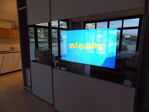 Спальня ArtigianMobili mirror tv