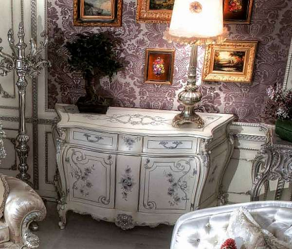 Комод ASNAGHI INTERIORS IT2906 New classic collection