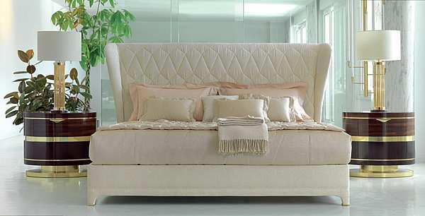 Кровать ZANABONI CHANEL CONTEMPORARY