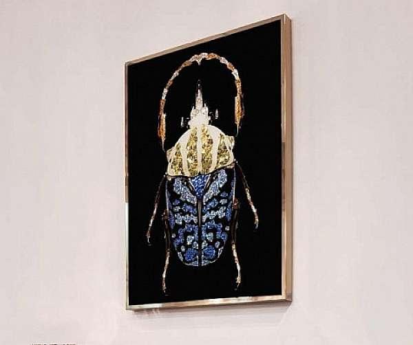 Панно, картина VISIONNAIRE (IPE CAVALLI) COLEOTTERO