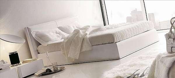 Кровать OLIVIERI Ginevra LE320 - N - R