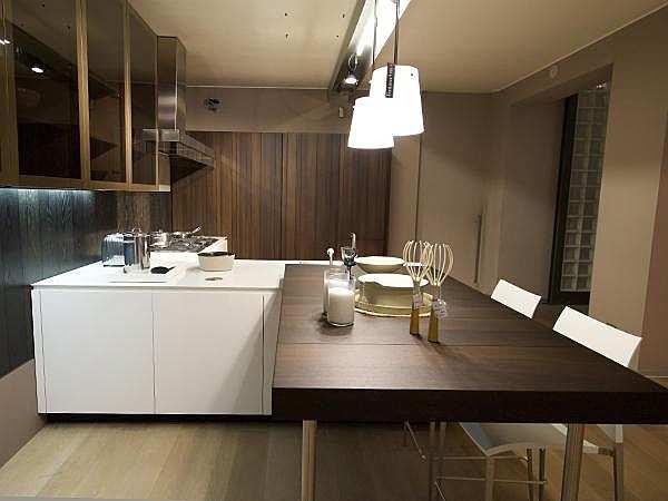 Кухня POLIFORM Artex Glacier White