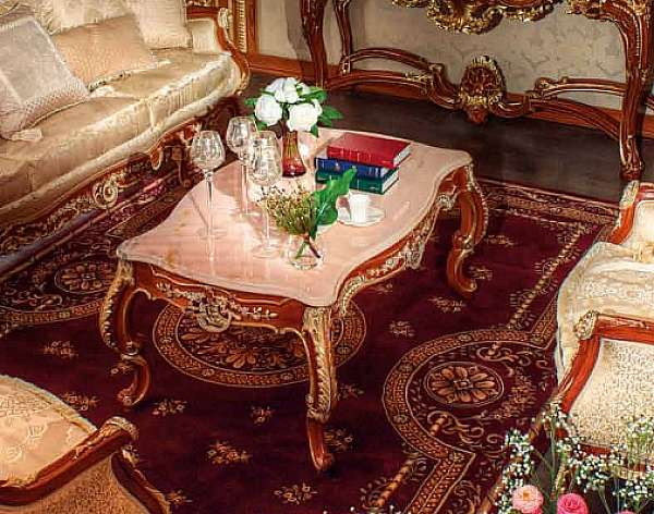 Стол журнальный ASNAGHI INTERIORS IT4604 New classic collection