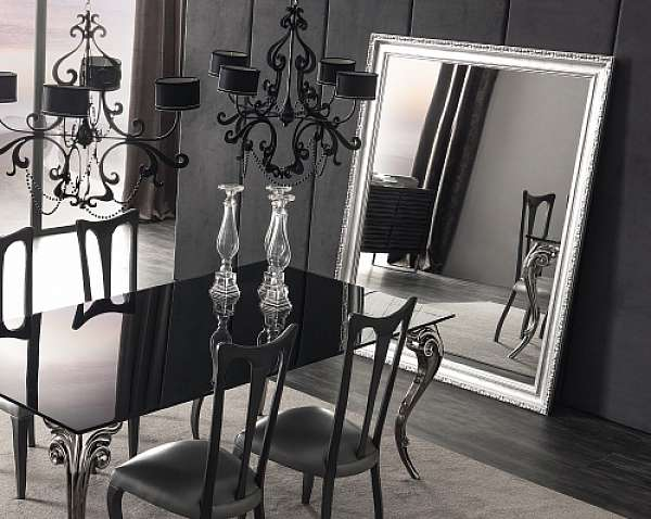 Зеркало CORTE ZARI Art. 342 # HOME 01