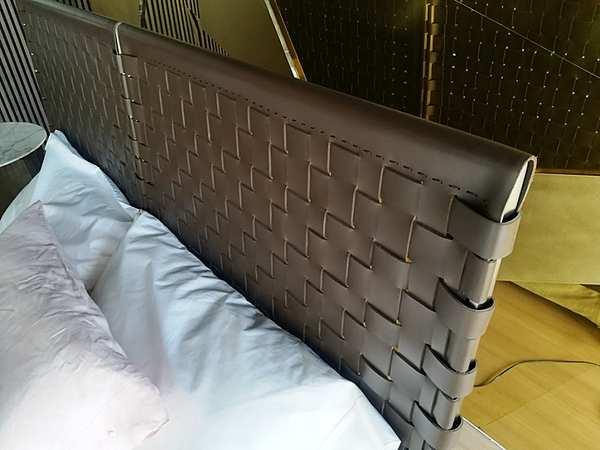 Кровать Letto matrimoniale Flexform Cestone