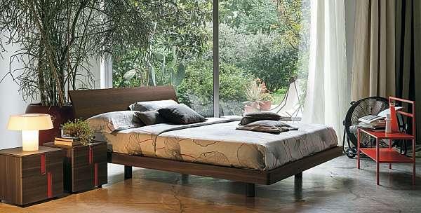 Кровать TOMASELLA & COMPAS Clio  LA_NOTTE_LETTI_E_CONTENITORI