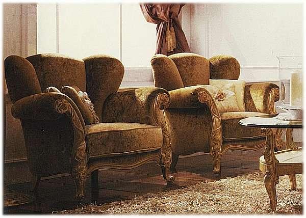 Кресло VOLPI 1221 Classic Living