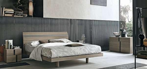 Кровать TOMASELLA & COMPAS JOKER legno LA_NOTTE_LETTI_E_CONTENITORI