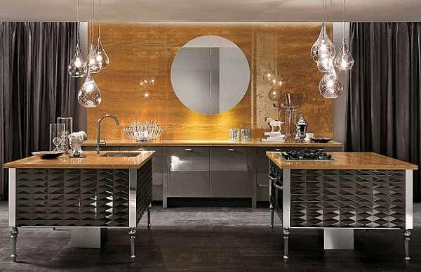 Кухня ASTER CUCINE Glam-3 Luxury Glam