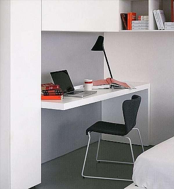 Письменный стол OLIVIERI Cube 4 SHC125 Letti & Complementi Notte