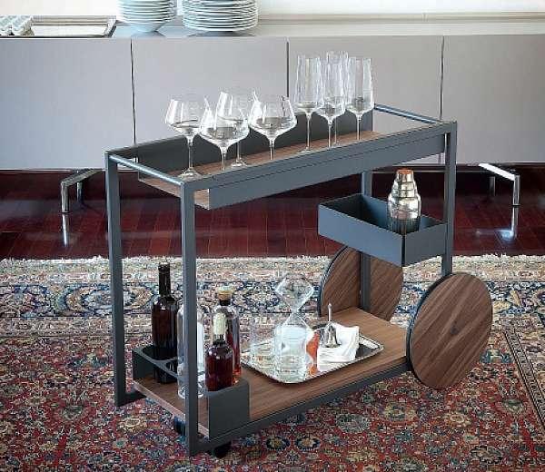 Сервировочный столик CATTELAN ITALIA brandy