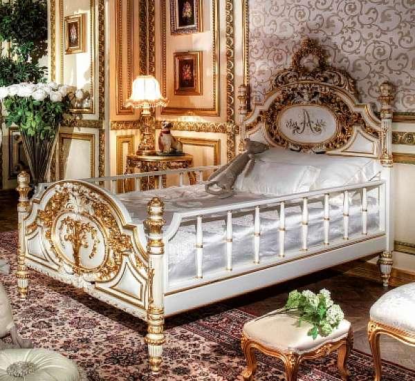 Кровать ASNAGHI INTERIORS IT3001 New classic collection
