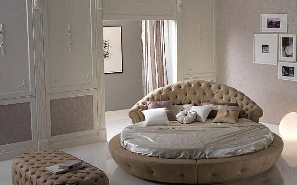 Кровать PIERMARIA estro capitoneè Night collection