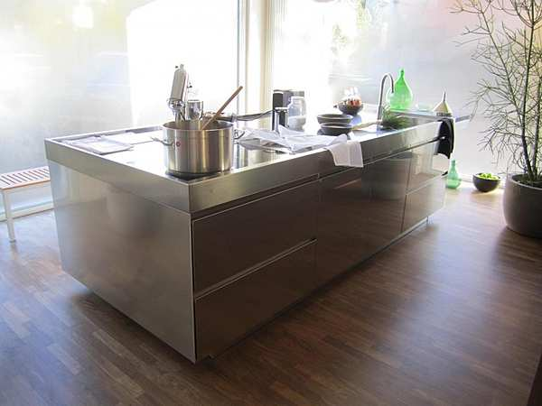 Кухня Arclinea Convivium e Nuova Italia