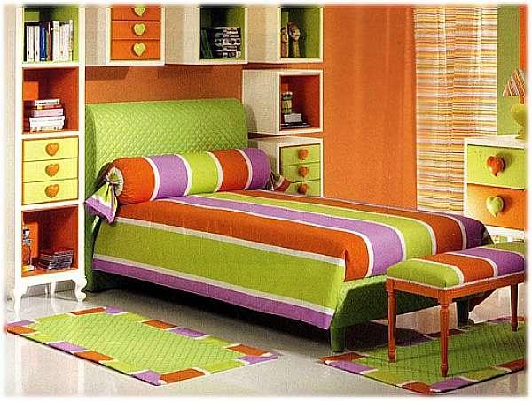 Кровать HALLEY 140FA2