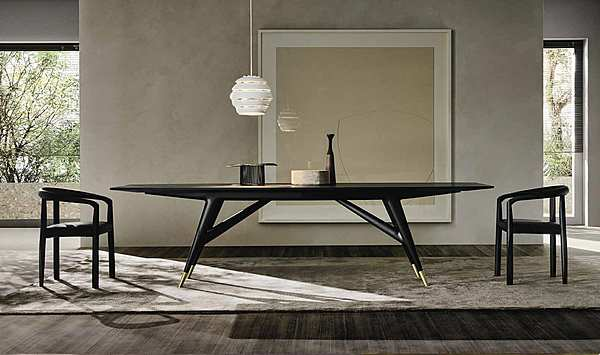 Стол MOLTENI (+VITRA) D.859.1 Tables GIO PONTI HERITAGE COLLECTION