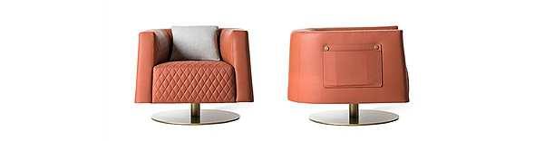 Кресло вращающееся NEW CHESTER MN501 Medea
