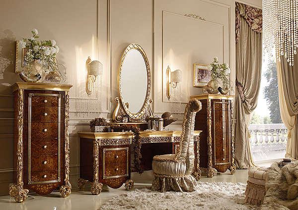 Туалетный столик A.R.ARREDAMENTI SRL 1580/A Celebrity
