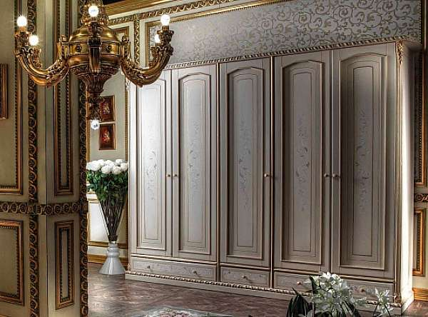 Шкаф ASNAGHI INTERIORS IT2108 New classic collection