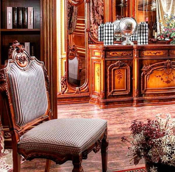 Стул ASNAGHI INTERIORS IT1702