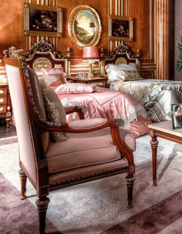 Кресло ASNAGHI INTERIORS IT5107 New classic collection