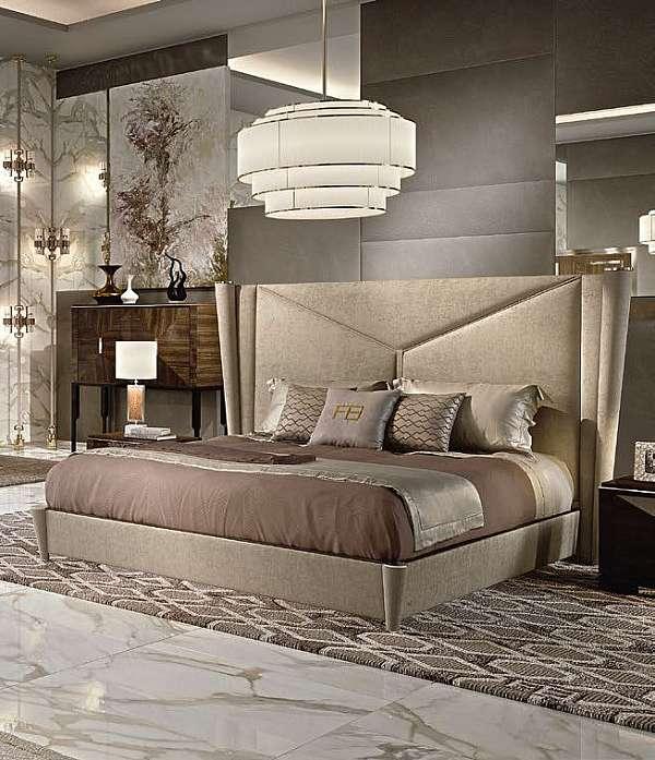 Кровать FRANCO BIANCHINI Crystal CYN 5001 K