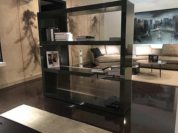 Книжный шкаф Piccola libreria Minotti Johns