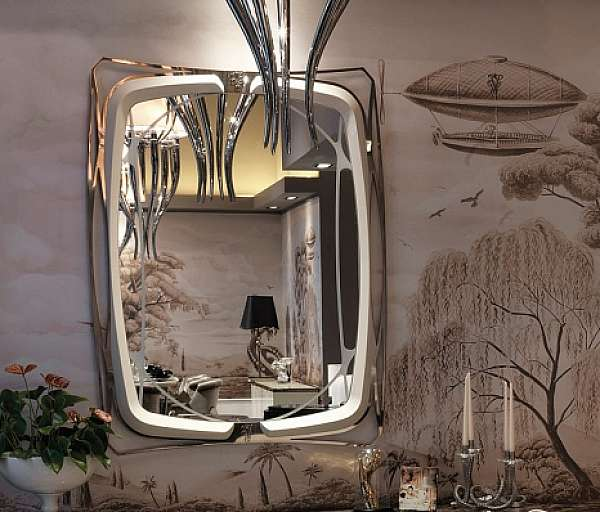Зеркало VISIONNAIRE (IPE CAVALLI) MAURICE