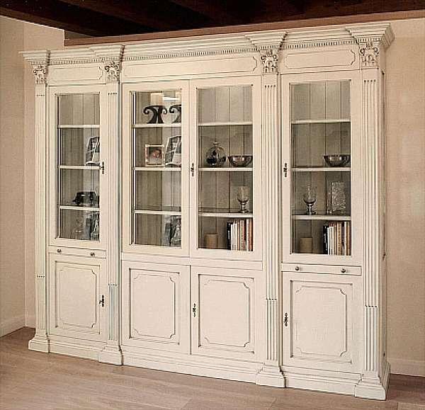 Книжный шкаф ARTE ANTIQUA 790/B Charming Home Collection