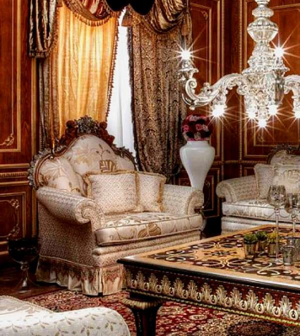 Кресло ASNAGHI INTERIORS IT1109 New classic collection
