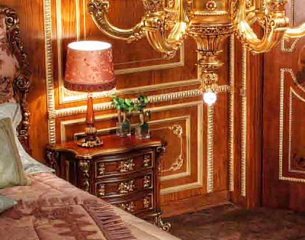 Тумбочка ASNAGHI INTERIORS IT2503 New classic collection