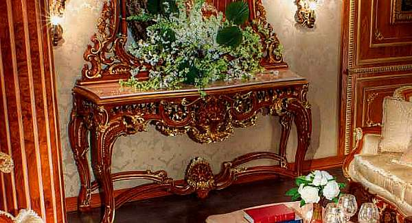 Консоль ASNAGHI INTERIORS IT4607 New classic collection