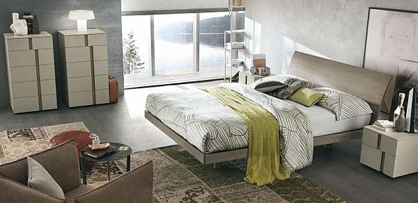 Кровать TOMASELLA & COMPAS Narciso  LA_NOTTE_LETTI_E_CONTENITORI