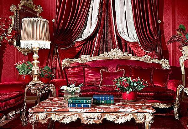Диван ASNAGHI INTERIORS L12903 La boutique