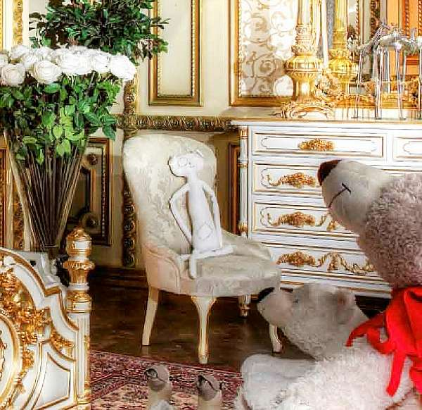 Стул ASNAGHI INTERIORS IT3005 New classic collection